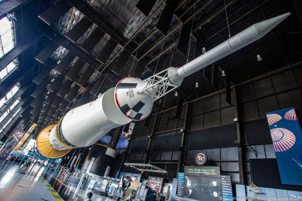 Visiting the US Space and Rocket Center in Huntsville