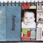 Perpetual Flip Calendar