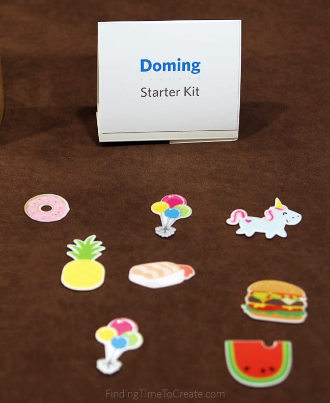Doming starter kit ~ Silhouette 2016 New Release