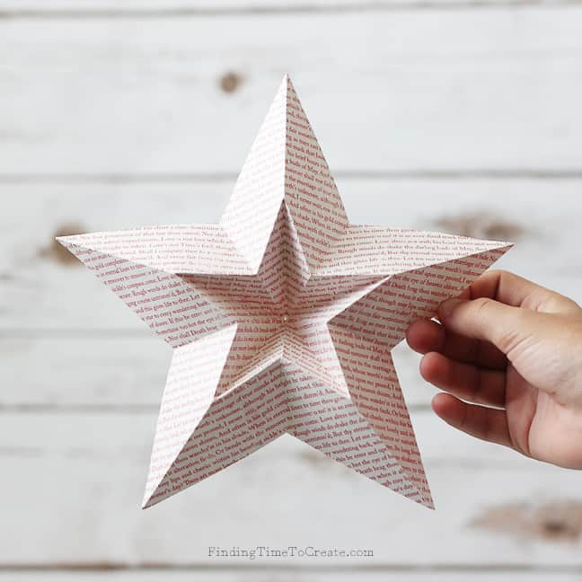 Paper Star - Finding Time To Create