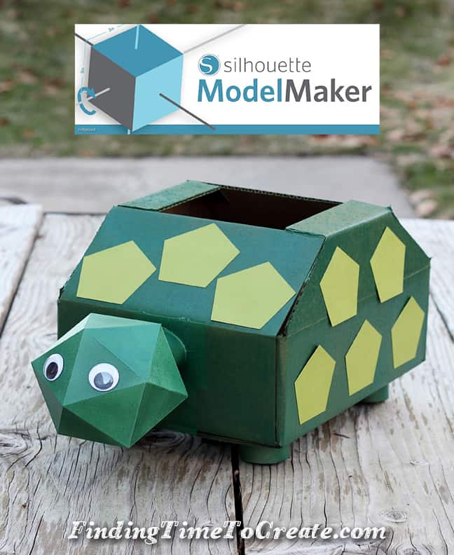 Find out more about Silhouette ModelMaker Software - Finding Time To Create