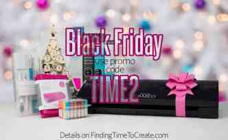 Silhouette Black Friday TIME2
