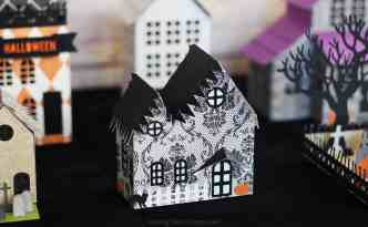 Tiny Village Haunted House