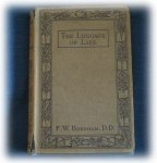 The Luggage of Life was the first of Boreham's books to be published and has sold millions
