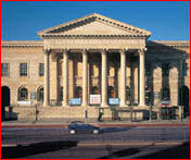 Metrolpolitan Tabernacle, where Charles Spurgeon ministered