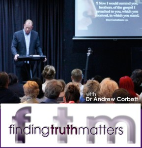 Finding Truth Matters logo