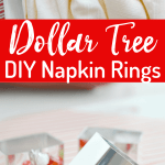 Diy Beaded Napkin Rings For The Holidays