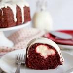 Red Velvet Bundt Cake With Cream Cheese Filling Finding Zest