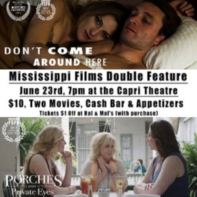 Mississippi Double Feature