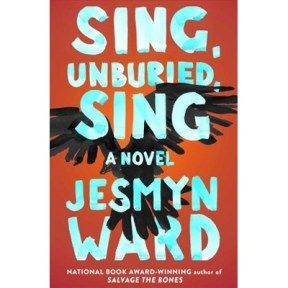 "Signing, reading of ""Sing, Unburied, Sing"" by Jesmyn Ward"