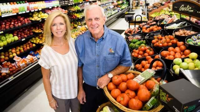 McDade's Kathy and Greg McDade
