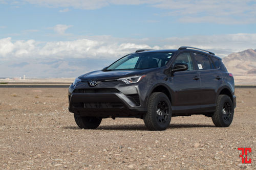 Blacked Out Cars >> Lifted Toyota RAV4 - Findlay Customs