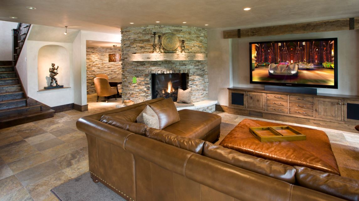 Top Basement Remodeling Ideas And Trends For 2014 2015