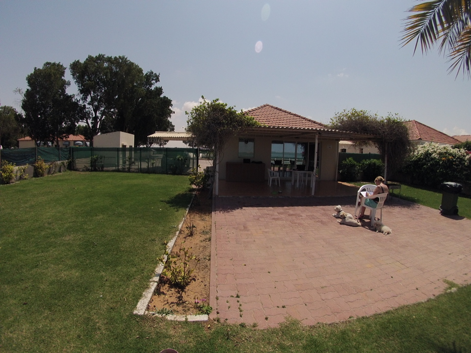 Gopro View of Barracuda rooms
