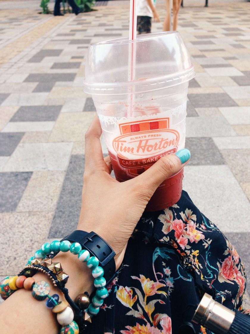 strawberry-shakes