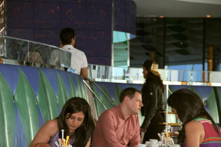 Michelle Rodriguez in Dubai