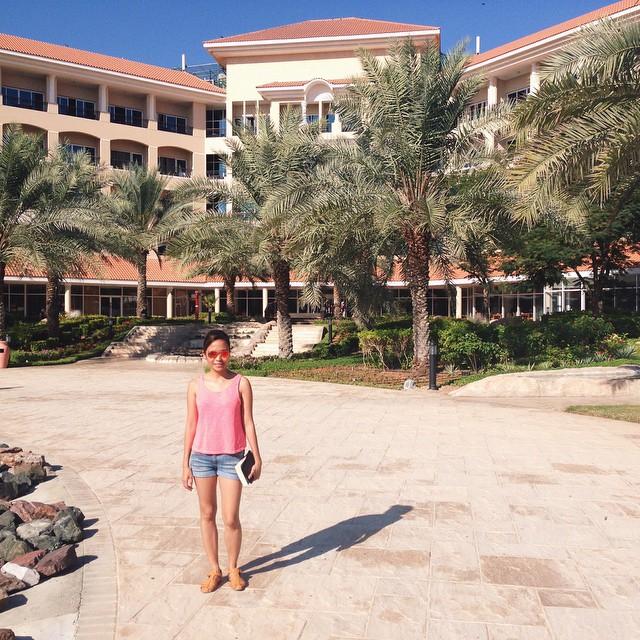 Rotana Fujairah 5 star hotel