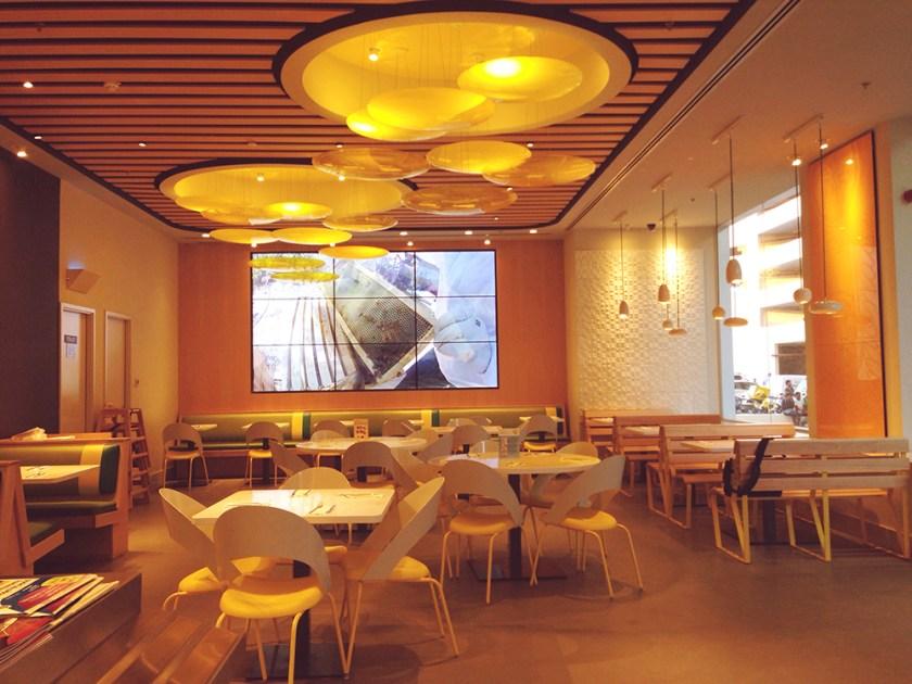 American restaurant in Dubai