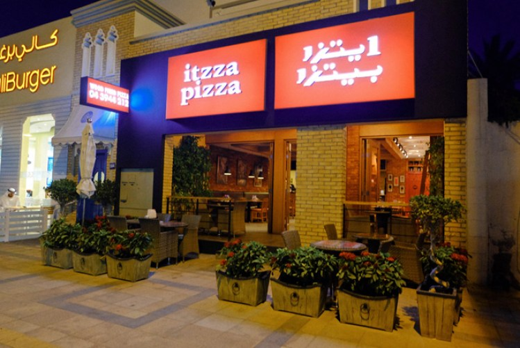 Itzza Pizza Jumeirah- Umm Suquem 1