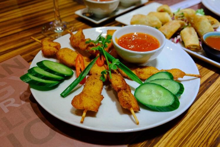 Satay at East Kitchen