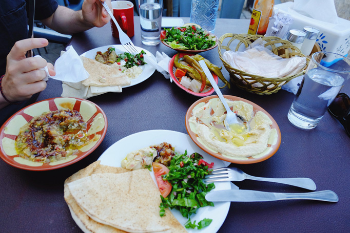 Arabic Food Abra The Creek