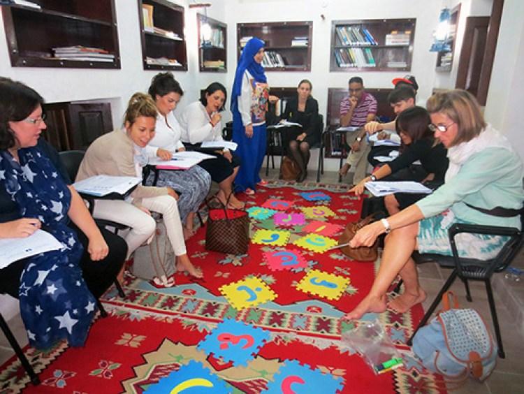 Best Arabic Class in Dubai