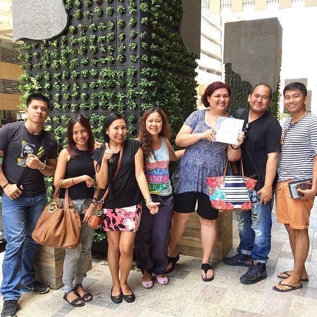 Bloggers in Dubai