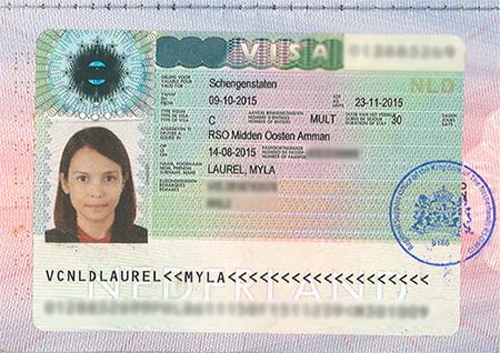 Schengen visa Dubai