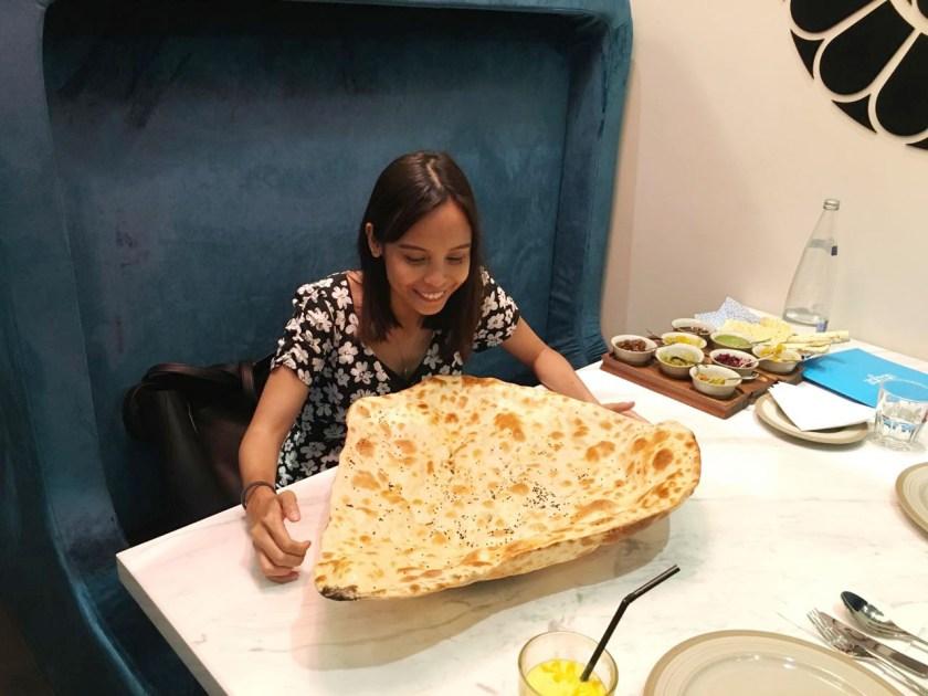 Biggest Roti in Dubai