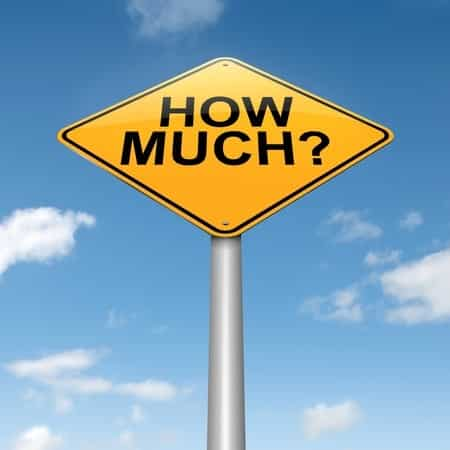 How much are down payment and closing costs