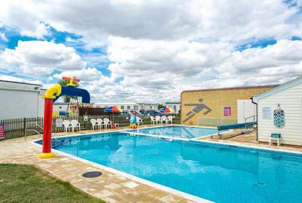 Alberta Holiday Park Pool