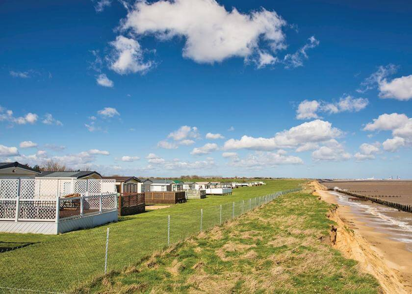 Broadland Sands Accommadation