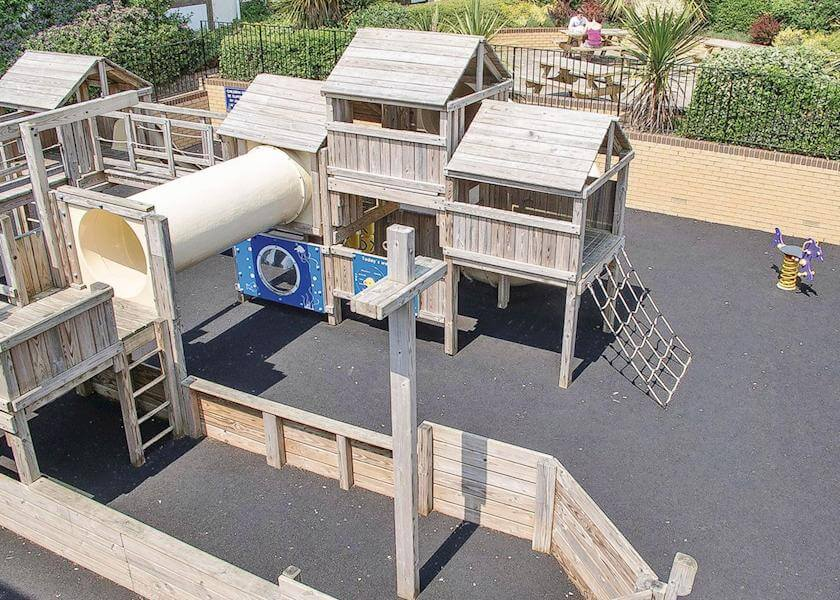 Chesil Vista Play Area