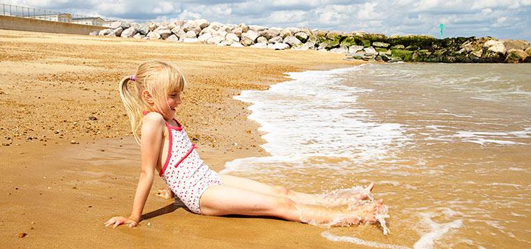 Suffolk Sands Beach