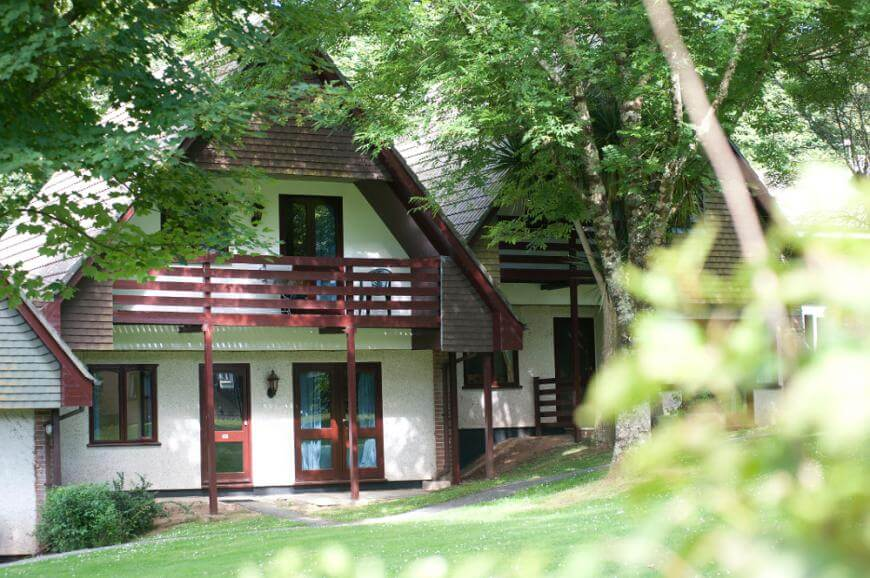 Tolroy Manor Holiday Park Outdoors
