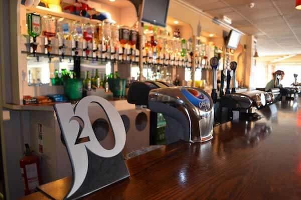 Winchelsea Sands Bar