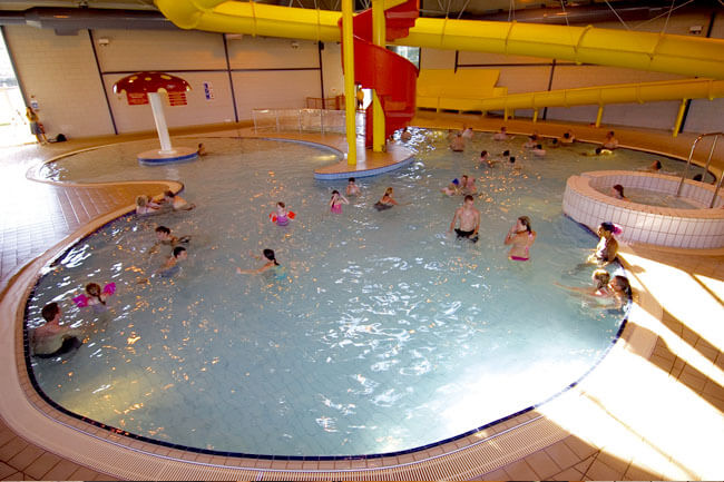 Hoburne Torbay Indoor Pool