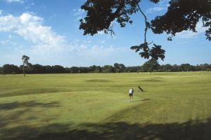 Golf at Hoburne Bashley - Hoburne Bashley Holiday Park