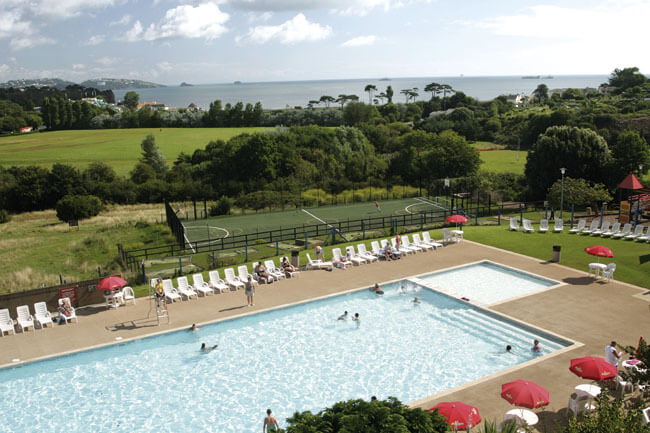 Hoburne Torbay Outdoor Pool