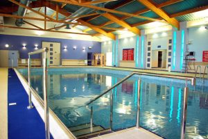 Hoburne Naish Indoor Pool - Hoburne Naish Holiday Park