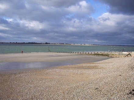 Harbour Entrance at Chichester Lakeside - Chichester Lakeside Holiday Park