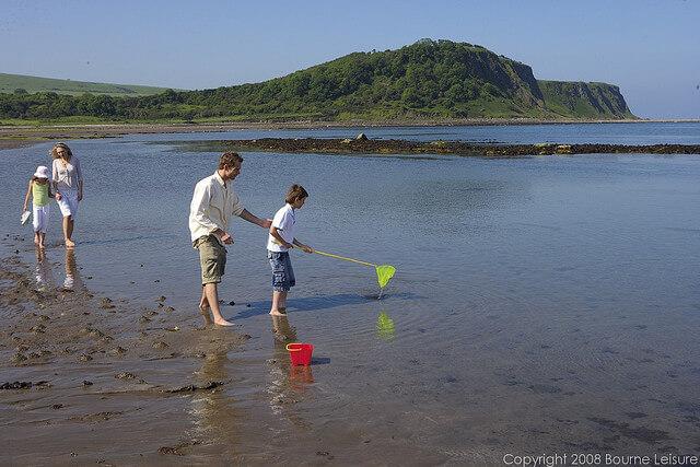 Fishing at Craig Tara