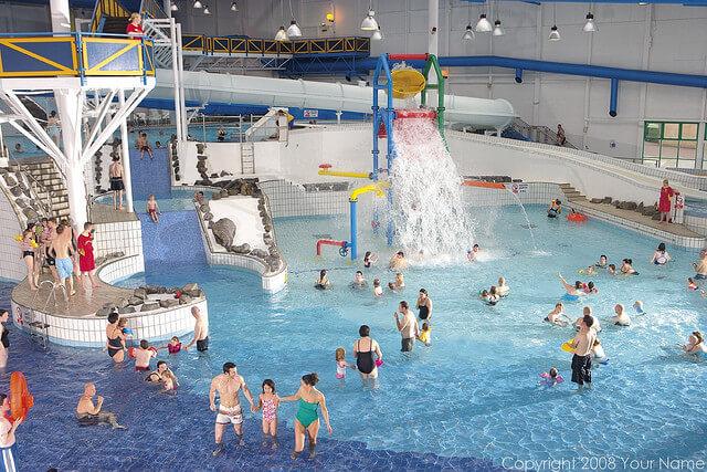 Craig Tara Indoor Pool