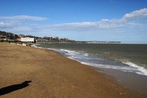 The Beach at Felixstowe Beach - Felixstowe Beach Holiday Park