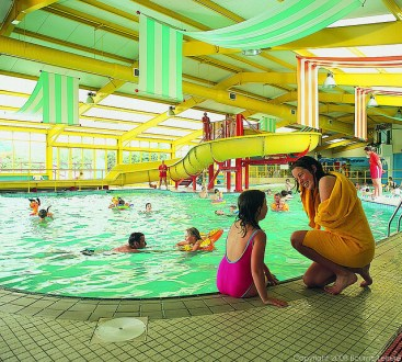 Golden Sands Indoor Pool - Golden Sands Holiday Park