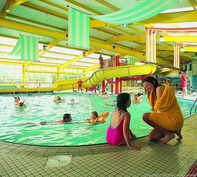 Golden Sands Indoor Pool - Golden Sands Holiday Park
