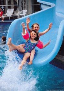 Haggerston Castle Swimming Pool - Haggerston Castle Holiday Park