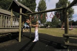 Outdoor Play Area at Hopton - Hopton Holiday Village