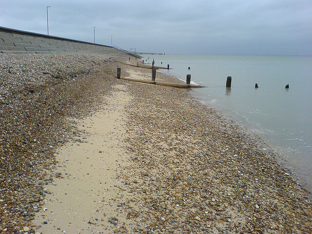 Isle of Sheppey Beach View at Ashcroft Coast - Aberdunant Country Park
