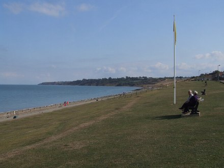 Isle of Sheppey Sea View at Ashcroft Coast - Aberdwylan Holiday Park